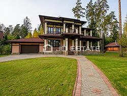 Дом 550 м² в элитном поселке «Корабельные сосны» За 112 768 000 рублей